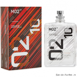 M 02 Limited Edition (Escentric Molecules) 100ml унисекс