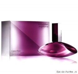 Forbidden Euphoria (Calvin Klein) 100ml women