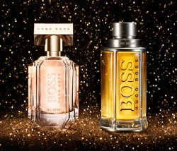 Boss The Scent MEN 100ml and The Scent For Her 100ml (Hugo Boss)