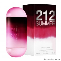 212 Summer (Carolina Herrera) 60ml women