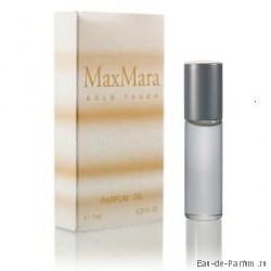 Gold Touch (Max Mara) 7ml. (Женские масляные духи)