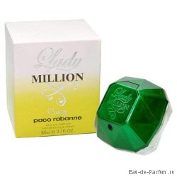 Lady Million Crazy (Paco Rabanne) 80ml women