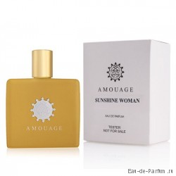 Sunshine (Amouage) 100ml women ТЕСТЕР Made in UK