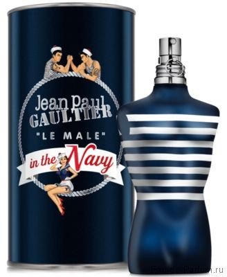 "Le Male in the Navy ""Jean Paul Gaultier"" 100ml MEN"