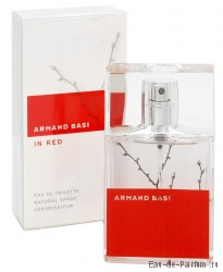 In Red (Armand Basi) 100ml women