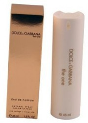 Dolce And Gabbana THE ONE, 45ml