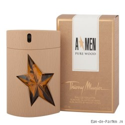 "A'Man Pure Wood ""Thierry Mugler"" 100ml MEN"