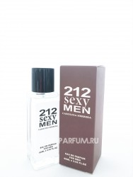 Carolina Herrera 212 Sexy Men 60ml