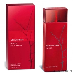 In Red eau de parfum (Armand Basi) 50ml women