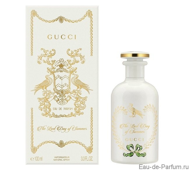 The Last Day Of Summer (Gucci) 100ml унисекс (ТЕСТЕР Made in France)