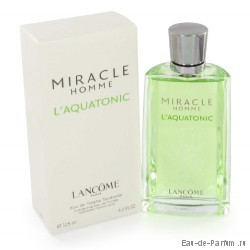 "Miracle Homme L'Aquatonic ""Lancome"" 125ml MEN"