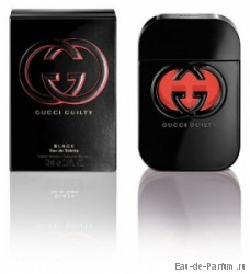 Guilty Black (Gucci) 75ml women