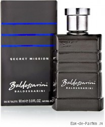 "Secret Mission ""Baldessarini"" 90ml MEN"