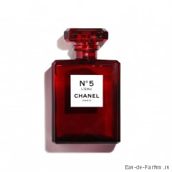Chance № 5 L'Eau Red Edition (Chanel) 100ml women