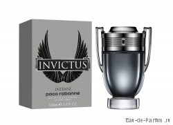 "INVICTUS Intense ""Paco Rabanne"" 100ml men"