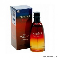 "Fahrenheit ""Christian Dior"" 100ml MEN ORIGINAL"