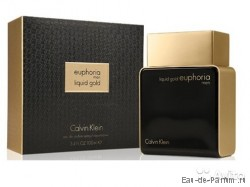 "Euphoria men Liquid Gold ""Calvin Klein"" 100ml MEN"