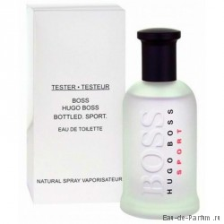 "Boss Bottled Sport ""Hugo Boss"" MEN 100ml (ТЕСТЕР Made in France)"