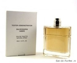 "Ambre ""Baldessarini"" MEN 90ml TESTER Made in Germany"