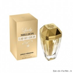 Lady Million Eau My Gold! (Paco Rabanne) 80ml women