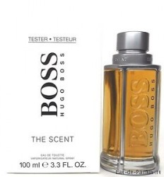 "Boss The Scent ""Hugo Boss"" MEN 100ml (ТЕСТЕР Made in France)"