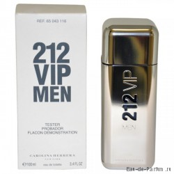 "212 VIP MEN ""Carolina Herrera"" 100ml (ТЕСТЕР Made in France)"