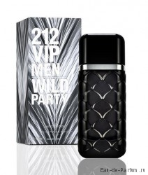 "212 Vip Men Wild Party ""Carolina Herrera"" 100ml MEN"