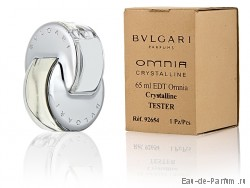 Omnia Crystalline (Bvlgari) 65ml women (ТЕСТЕР Made in France)