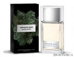 "Silver Nature ""Armand Basi"" 100ml MEN"