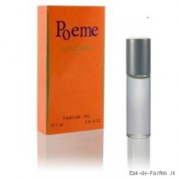 Poeme (Lancome) 7ml. (Женские масляные духи)