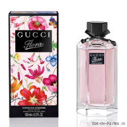 Gucci Flora Gorgeous Gardenia (Gucci) 100ml women (обновленный дизайн)