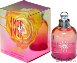 Amor Amor eau Fraiche 2005 (Cacharel) 100ml women