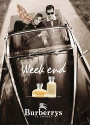 "Weekend ""Burberry"" 100ml MEN"