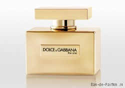 The One Gold Limited Edition (Dolce&Gabbana) 75ml women