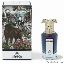 The Blazing Mr. Sam (Penhaligon's) MEN 75ml пр-во Англия