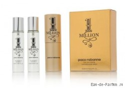 "Paco Rabanne ""1 Million"" Twist & Spray 3х20ml men"
