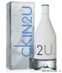 "CK IN2U him ""Calvin Klein"" 100ml MEN"
