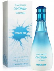Cool Water Freeze Me (Davidoff) 100ml women