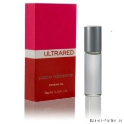 Ultrared (Paco Rabanne) 7ml. (Женские масляные духи)