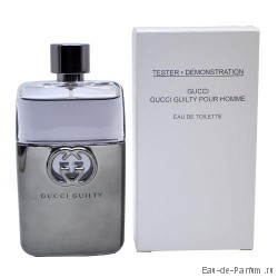 "Gucci Guilty Pour Homme ""Gucci"" MEN 90ml ТЕСТЕР Made in France"