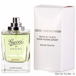 "Gucci by Gucci Sport Pour Homme ""Gucci"" MEN 90ml ТЕСТЕР Made in France"