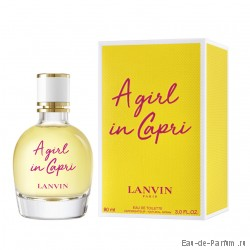 A Girl In Capri (Lanvin) 90ml women