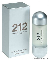 212 (Carolina Herrera) 60ml women