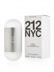 212 women (Carolina Herrera) 100ml (ТЕСТЕР Made in France)