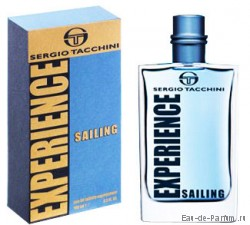 "Experience Sailing ""Sergio Tacchini"" 100ml MEN"
