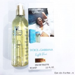 Dolce&Gabbana Light Blue for women 65ml (ферамоны)