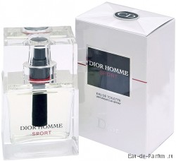 "Dior Homme Sport ""Christian Dior"" 100ml MEN"