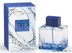 "Splash Blue Seduction ""Antonio Banderas"" 100ml MEN"