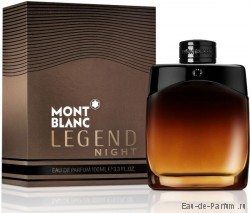 "Legend Night ""Mont Blanc"" 100ml MEN"