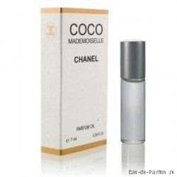 Cосо Mademoiselle (Chanel) 7ml. (Женские масляные духи)